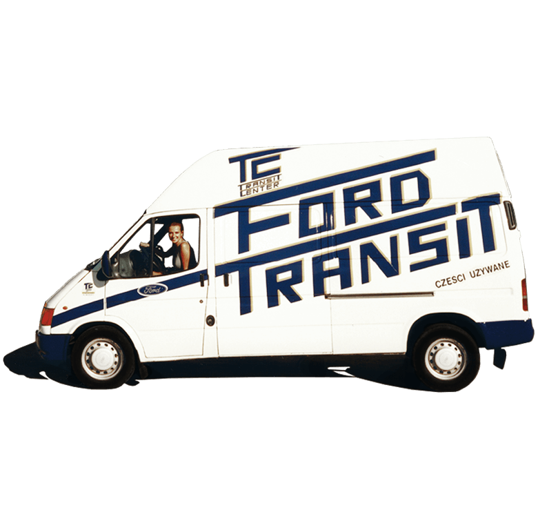 Ford Transit MK5 Transit Center Zgodovina